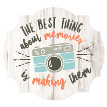 The Best Thing About Memories 12x13