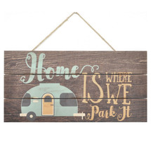 Home Is Where We Park It 5x10