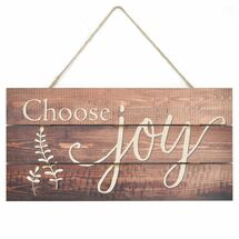 Choose Joy 5x10