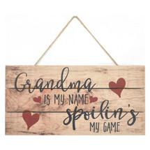 Grandma is my name