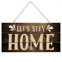 Let's stay home 5x10