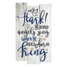 Hark The Herald Angels Sing 11x18