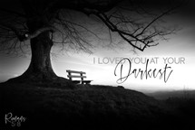 I loved you at your darkest TimberArt 24x36