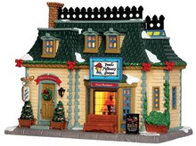 35498 - Pearl's Millinery Shoppe  - Lemax Caddington Village Christmas Houses & Buildings