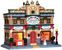 35518 - Caddington Ballet Academy  - Lemax Caddington Village Christmas Houses & Buildings