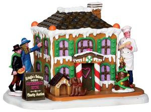 33028 - Gingerbread Marvel  - Lemax Christmas Village Table Pieces