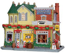 25354 - Pringle Candle & Soap Makers  - Lemax Caddington Village Christmas Houses & Buildings