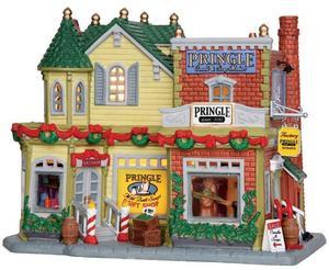 25354 - Pringle Candle & Soap Makers  - Lemax Caddington Village Christmas Houses & Buildings