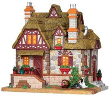 25353 - Wayside Cottage  - Lemax Caddington Village Christmas Houses & Buildings