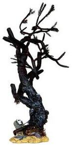 34649 - Ghoulish Oak Tree  - Lemax Spooky Town Halloween Village Accessories