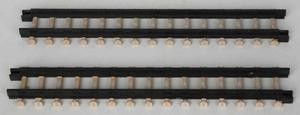 14452 - Straight Track for Spooky Town Express - 1 Piece  - Lemax Spooky Town Halloween Village Accessories