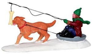 32135 - Alternative Energy  - Lemax Christmas Village Figurines