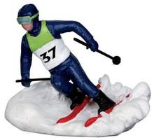 32132 - Slalom Racer  - Lemax Christmas Village Figurines