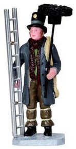 32148 - Chimney Sweep  - Lemax Christmas Village Figurines