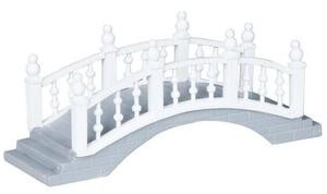 04158 - Plastic Foot Bridge -  Lemax Christmas Village  Accessories