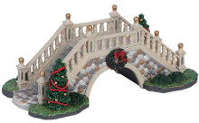 63567 -  Park Footbridge - Lemax Christmas Village Table Pieces