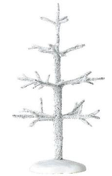 "04483 -  6"" Frosted Tree -  Lemax Christmas Village Trees"