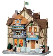 05074 - Belgian Waffle House - Lemax Caddington Village