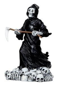 12890 - Deadly Grim Reaper - Lemax Spooky Town Halloween Village Figurines