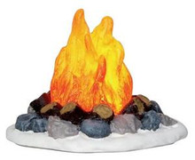 04273 - Camp Fire, B/O (4.5v) -  Lemax Christmas Village  Accessories