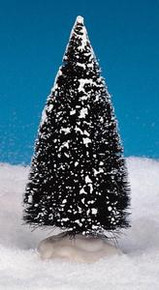 14003 - Bristle Tree, Medium - Lemax Christmas Village Trees