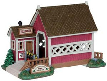 23948 - Caddington Toll Bridge  - Lemax Christmas Village Table Pieces