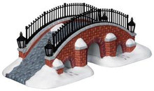 23962 - Cold Creek Bridge  - Lemax Christmas Village Table Pieces