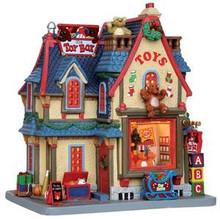 25385 - The Toy Box  - Lemax Caddington Village Christmas Houses & Buildings