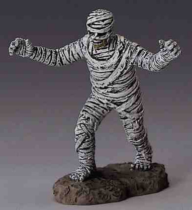 42839 -  The Mummy - Lemax Spooky Town Halloween Village Figurines