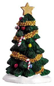 52023 -  Christmas Tree 1027 - Lemax Christmas Village Figurines