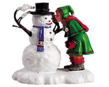 52033 -  Snow Sweetheart - Lemax Christmas Village Figurines