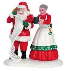 62300 -  Chocolate to Go - Lemax Christmas Village Figurines