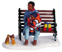 62324 -  At the Park - Lemax Christmas Village Figurines
