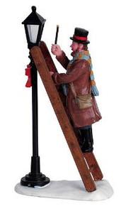 62327 -  Lamplighter - Lemax Christmas Village Figurines