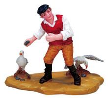 72430 -  Seashore Pastime - Lemax Christmas Village Figurines