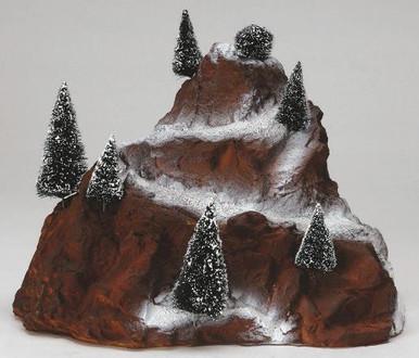 81017 -  Village Mountain - Lemax Christmas Village Landscape Items