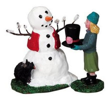 82544 -  A Gift for Frosty - Lemax Christmas Village Figurines