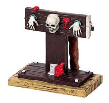 92611 -  In the Stocks - Lemax Spooky Town Halloween Village Figurines