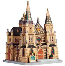 95867 -  Carrington Cathedral - Lemax Caddington Village Christmas Houses & Buildings