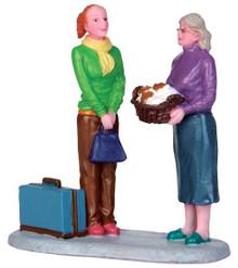 42236 - Weekend Getaway  - Lemax Christmas Village Figurines