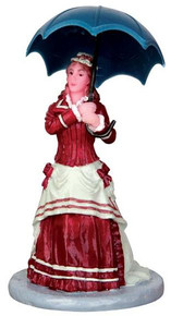 42251 - Elegant Lady  - Lemax Christmas Village Figurines