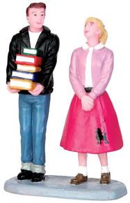 42265 - Cool Classmate  - Lemax Christmas Village Figurines