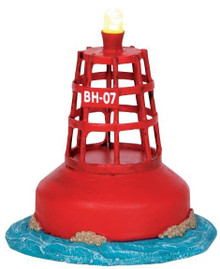 44752 - Harbor Buoy, Battery-Operated (4.5v) - Lemax Christmas Village Misc. Accessories