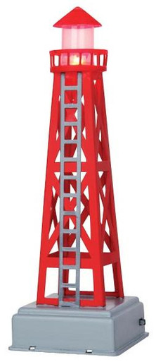 44806 - Harbor Tower, Battery-Operated (4.5v) - Lemax Christmas Village Misc. Accessories