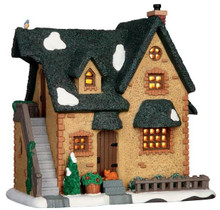 45696 - Winter Haus  - Lemax Caddington Village Christmas Houses & Buildings
