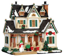 45700 - Westfield House  - Lemax Harvest Crossing Christmas Houses & Buildings