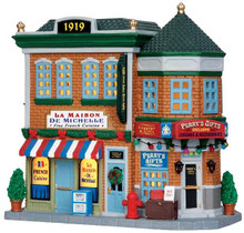 45714 - Perry's Corner  - Lemax Caddington Village Christmas Houses & Buildings