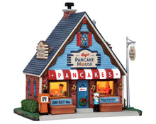 45743 - Amy's Pancake House - Lemax Harvest Crossing Christmas Houses & Buildings