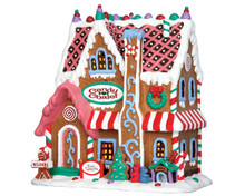 45771 - Gingerbread House - Lemax Caddington Village Christmas Houses & Buildings