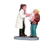 52353 - Charley's Checkup - Lemax Christmas Figurines